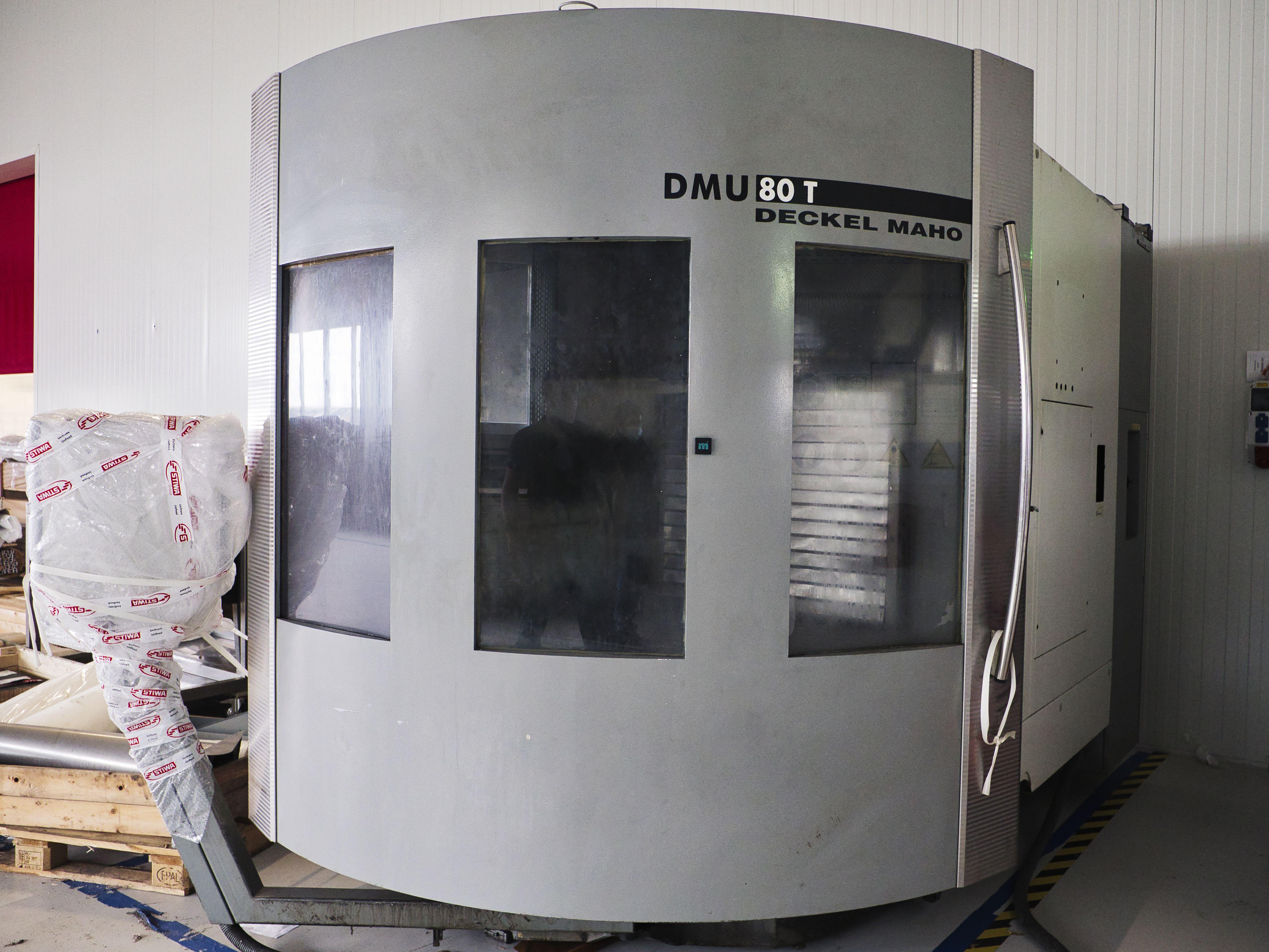 DMU 80T